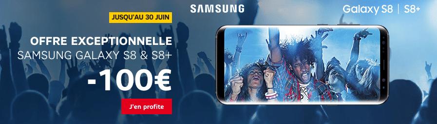 Samsung Galaxy S8 SFR
