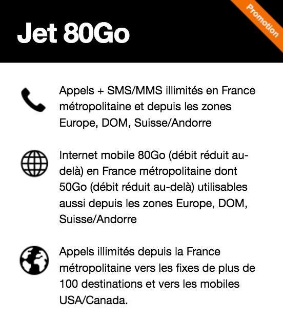 Orange Jet 80