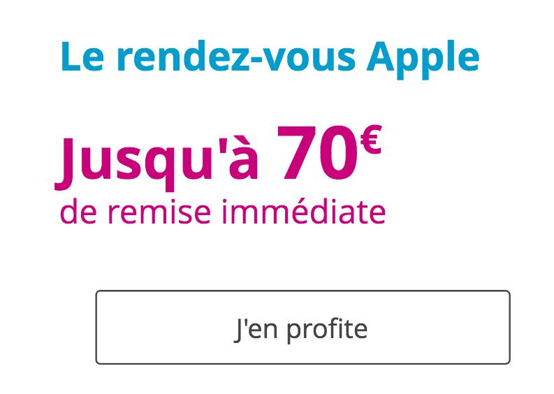 rendez-vous Apple