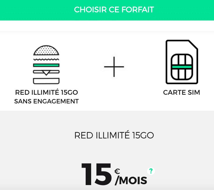 15 Go 15€