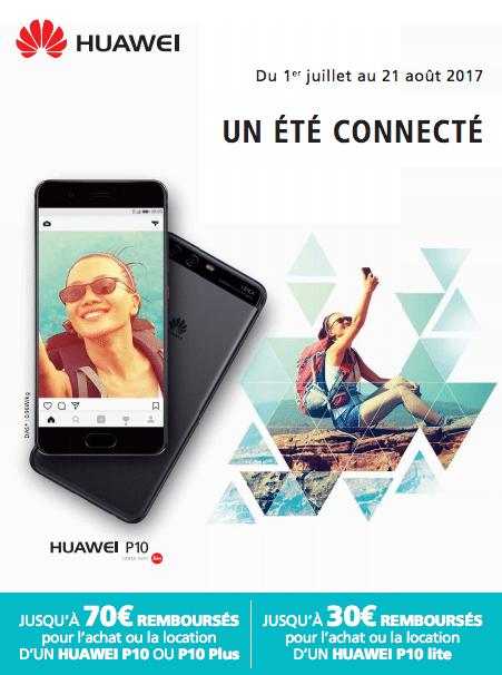 70€ Huawei