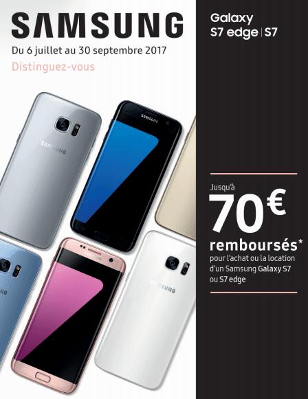 70€ Samsung