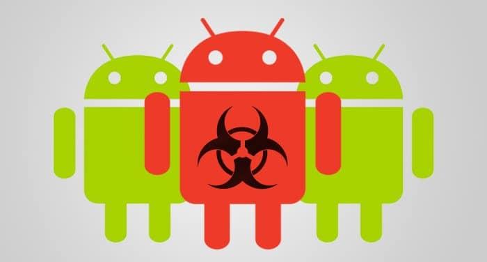Virus Android Téléphone