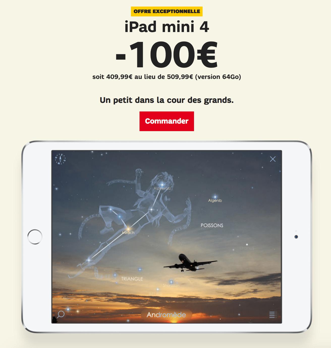 iPad Mini SFR