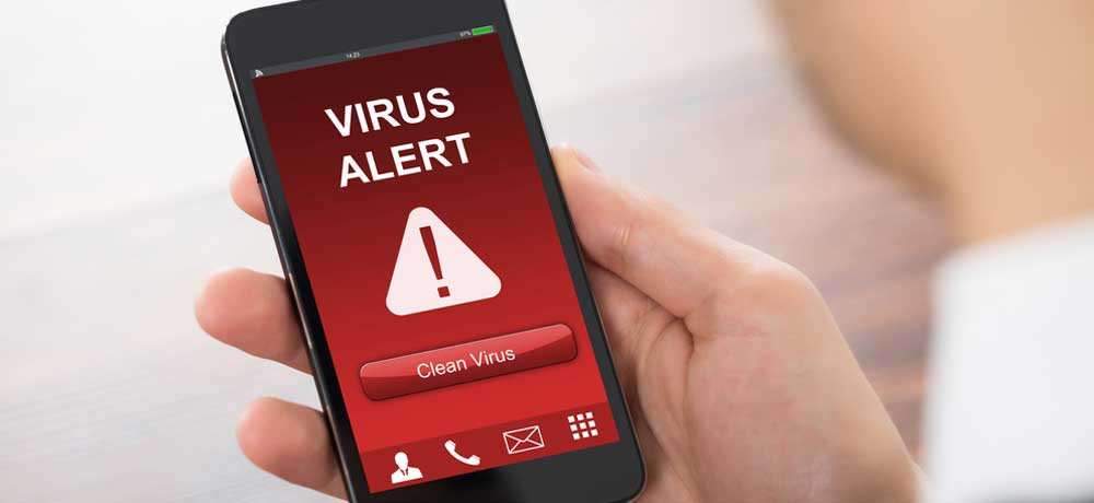 Virus sur Windows Phone