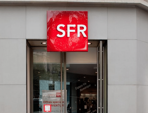 4G sfr devanture magasin