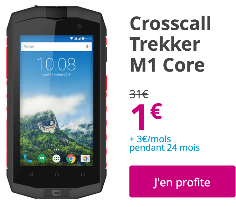 Crosscall Bouygues