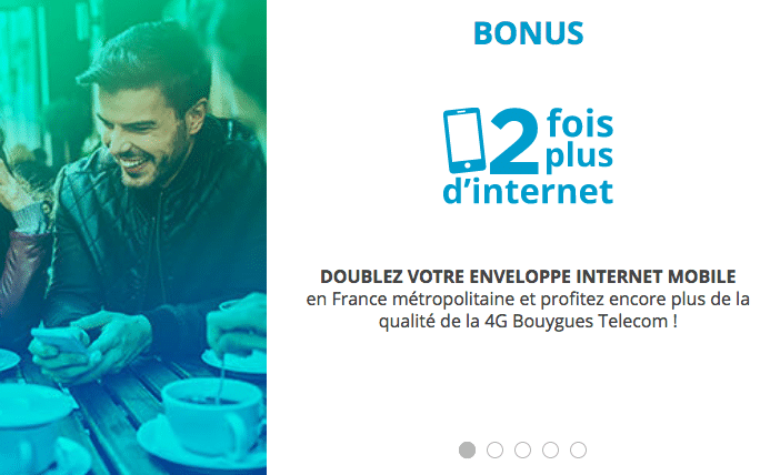 Bouygues telecom options bonus