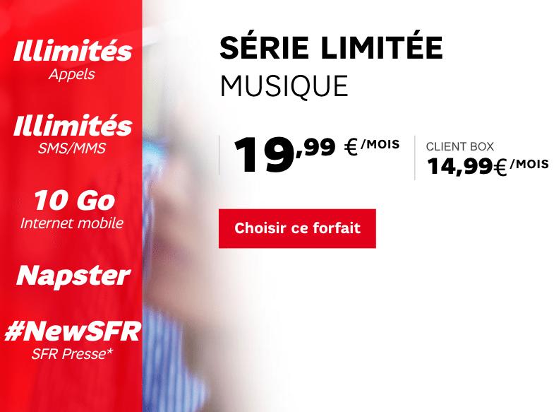 SFR musique
