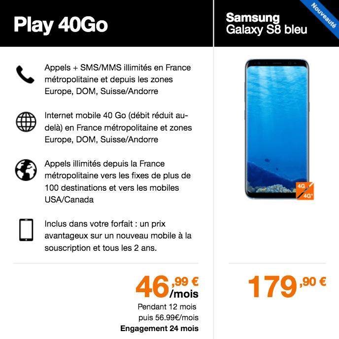 Galaxy S8 Play