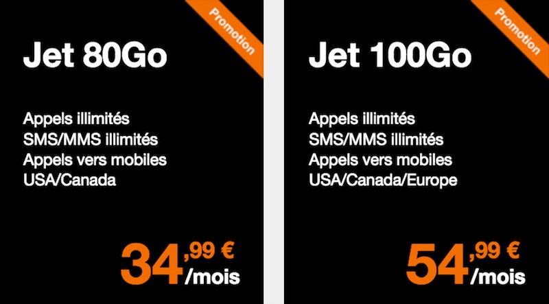 Orange Jet
