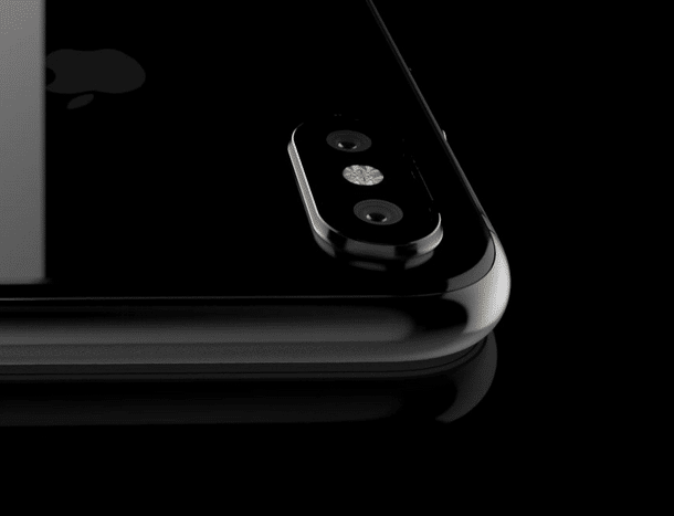 iphone 8 capteur photos