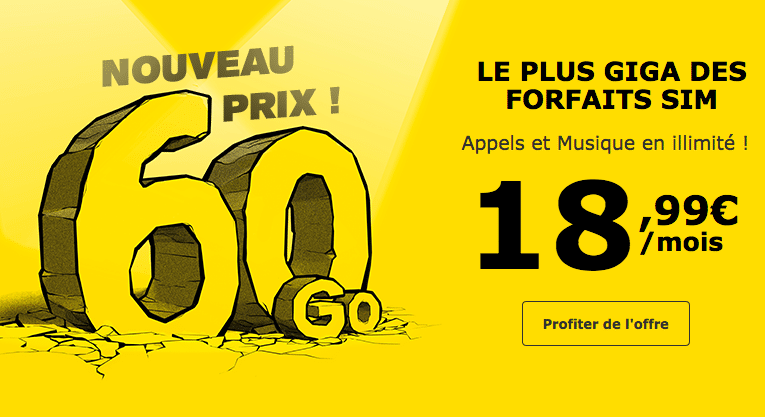 promotion data la poste mobile