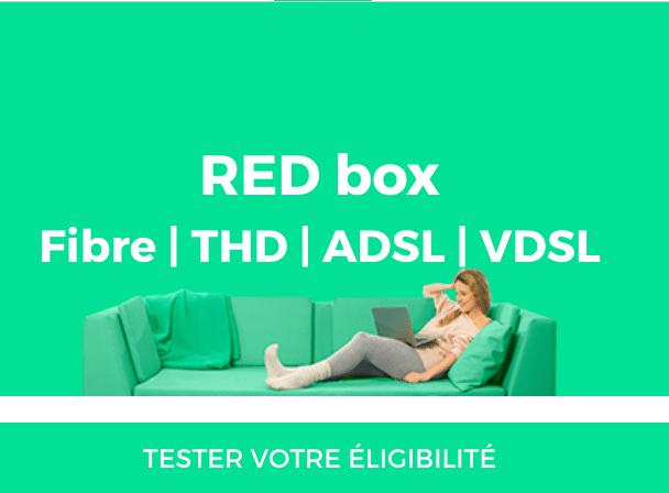 red box dsl fibre