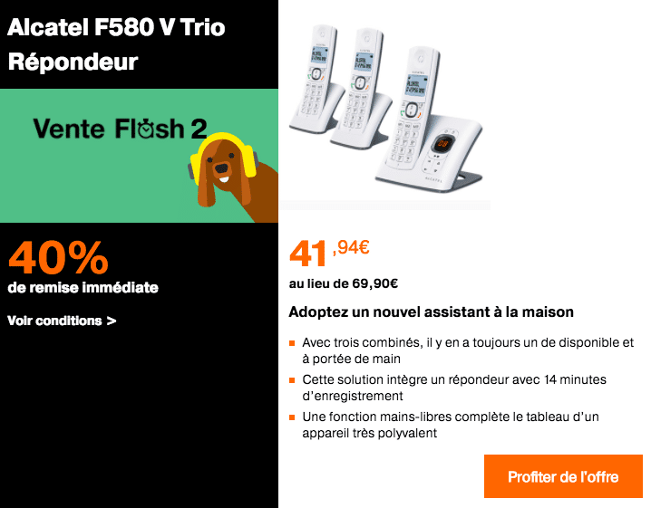 derni res heures vente flash orange 150 de remise sur le lg g5 titanium. Black Bedroom Furniture Sets. Home Design Ideas