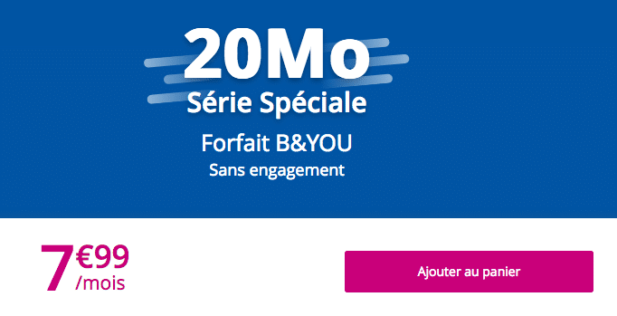 Bouygues byou illimite