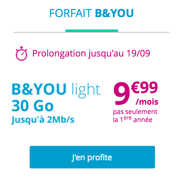 Bouygues Light B&You