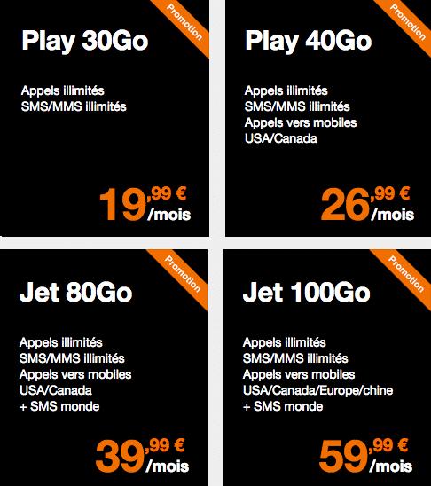 Orane play jet