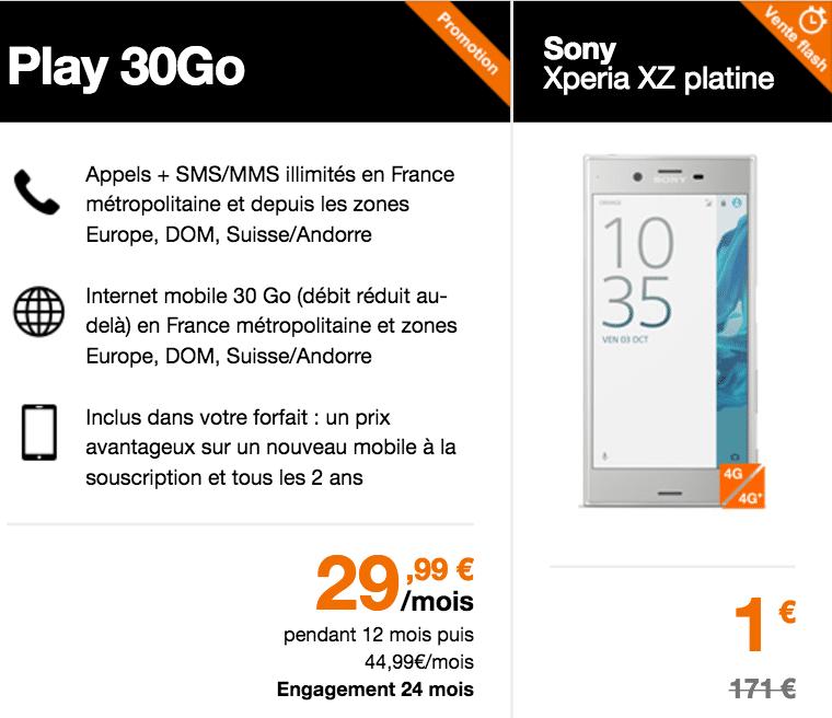 Play 30 Go Orange