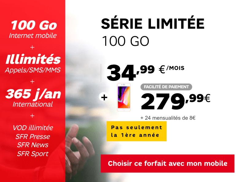 SFR (Altice) Apple iPhone