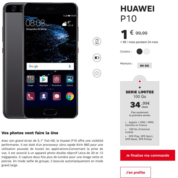 Huawei SFR
