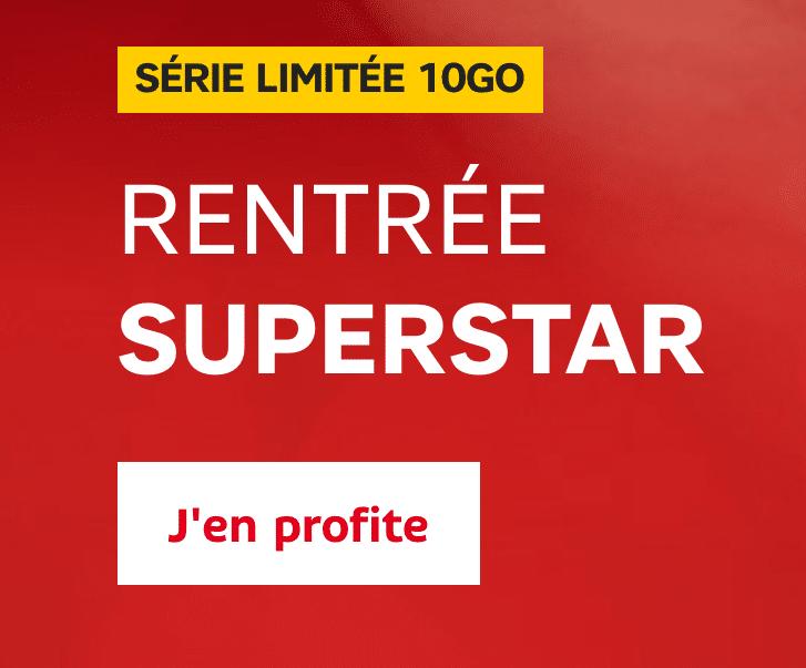 SFR superstar