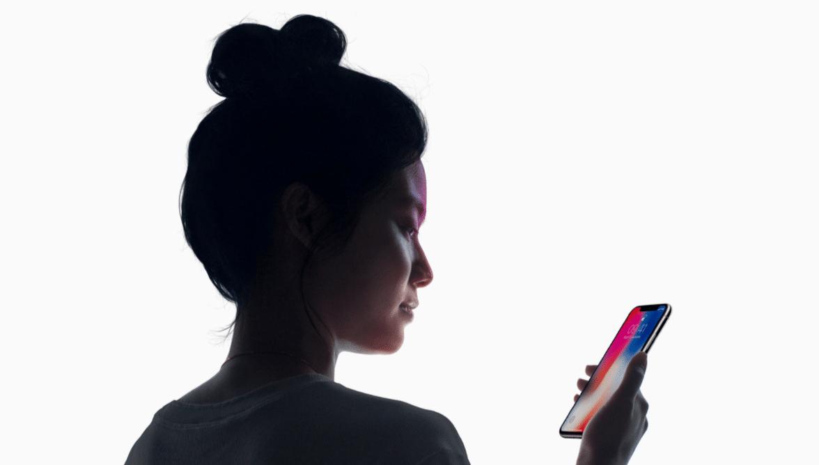 La reconnaissance faciale Face ID de l'iPhone X