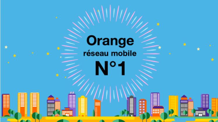 Orange est l'opérateur numéro 1 en france