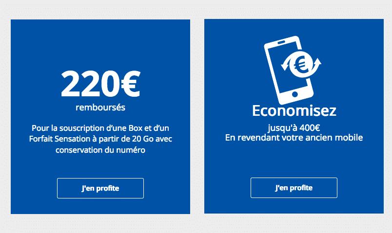Bons plans Bouygues Télécom