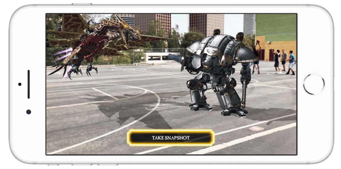 Les amateurs de jeux vidéo profiteront de la puce A11 Bionic