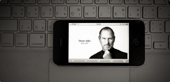 Le nouvel iPhone 4S a été présenté la veille de la mort de Steve Jobs