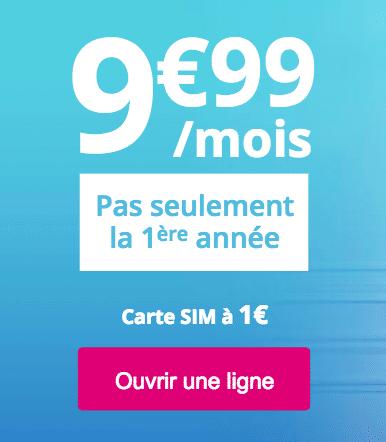 Bouygues Télécom forfait