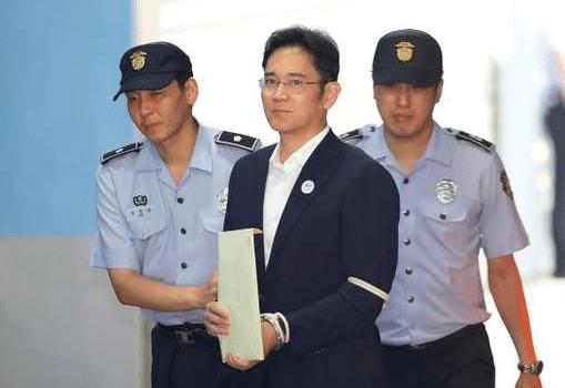 L'héritier du groupe Samsung a été condamné à 5 ans de prison