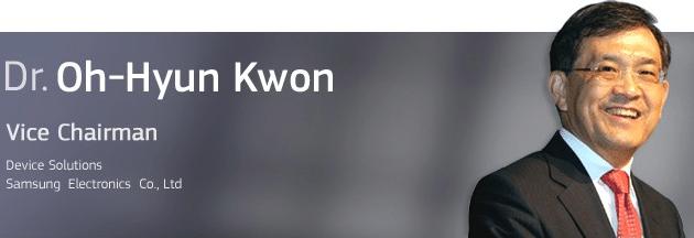 Kwon Oh-Hyun annonce sa démission du poste de CEO de Samsung Electronics