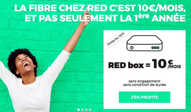RED SFR box 10e