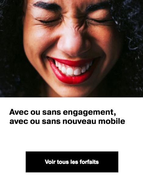 Orange offre mobile