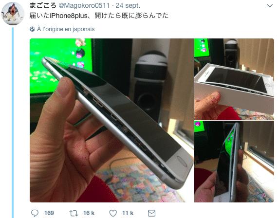 Deux à trois millions d'iPhone X disponibles pour le lancement ?