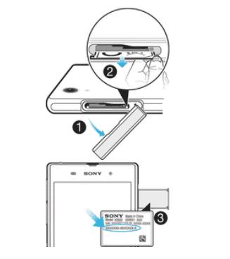 Pour débloquer son Sony Xperia, il faut d'abord trouver son numéro IMEI.