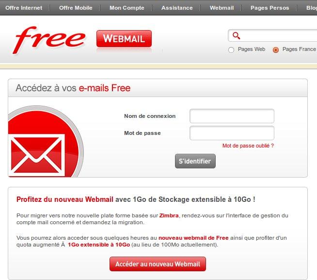 comment configurer son adresse mail free sur ios et android. Black Bedroom Furniture Sets. Home Design Ideas