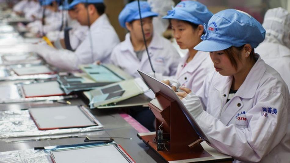 Seuls 10 000 iPhone X sont produits chaque jour.