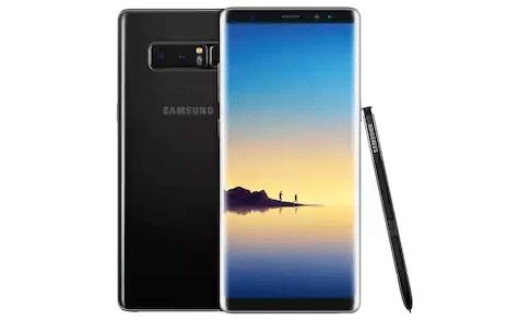 Le Samsung Galaxy Note8 a séduit les fans de la marque