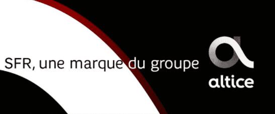 Le nouveau logo de SFR Altice