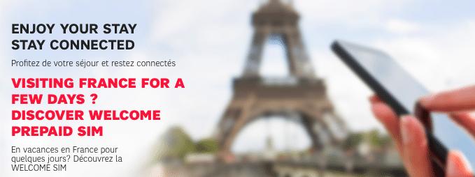 SFR Propose Une Ligne Tlphonique Mobile Prpaye