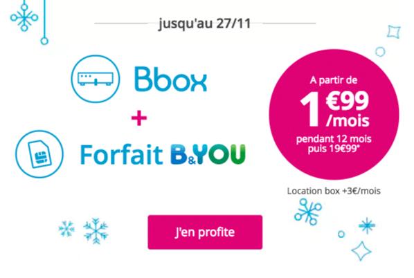 BBox ADSL Bouygues