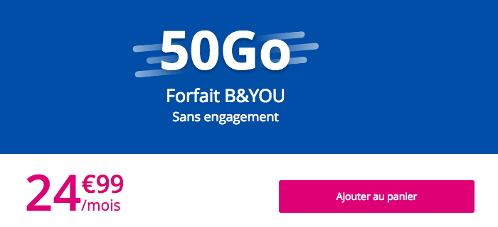 sans engagement bouygues