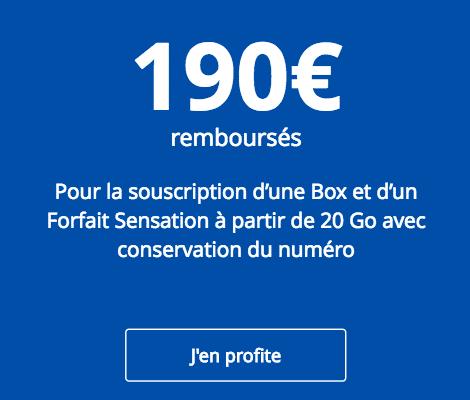 bbox ADSL Fibre Bouygues