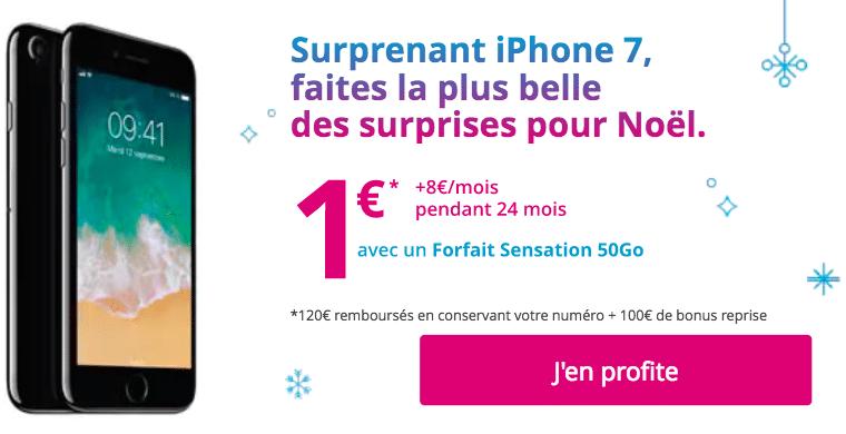 promotion iPhone 7 apple