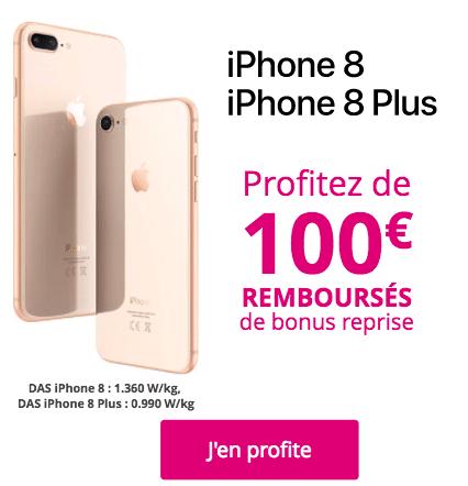 iPhone 8 Bouygues Télécom