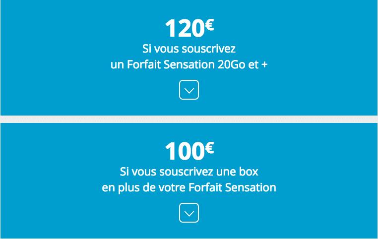 Les offres de remboursement de Bouygues Télécom