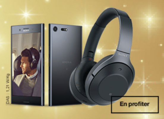 casque offert Xz Premium Orange
